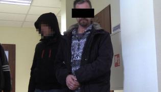 Mężczyzna podejrzany o pedofilię