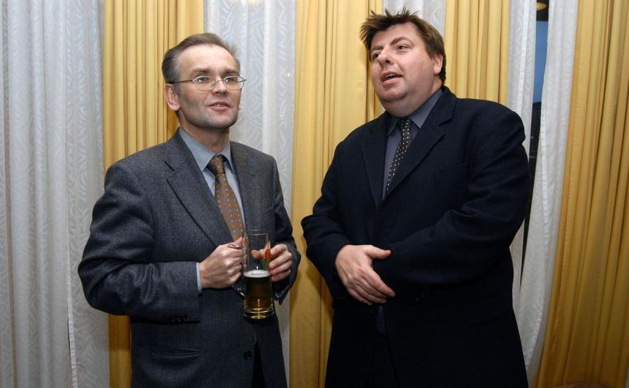 Piotr Zaremba i Piotr Semka