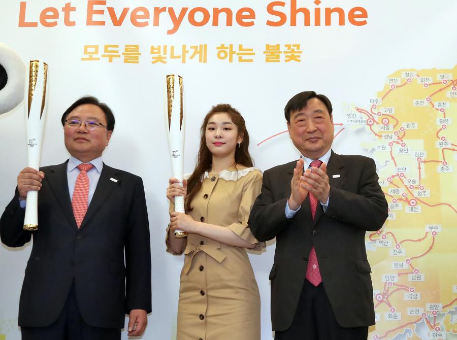 Sztafeta z ogniem olimpijskim wystartuje w listopadzie