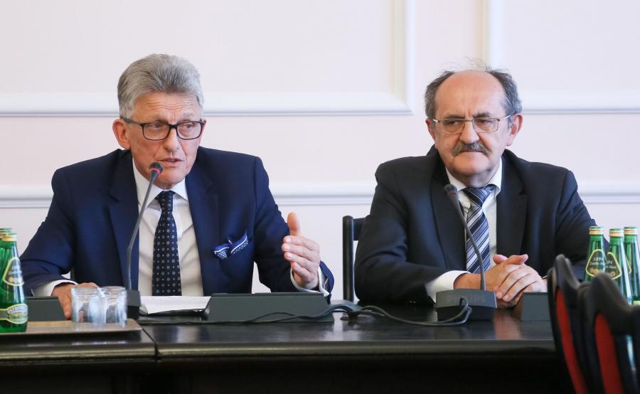 Stanisław Piotrowicz, Andrzej Matusiewicz