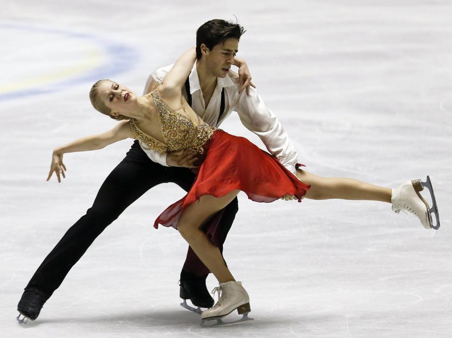 Kaitlyn Weaver i Andrew Poje