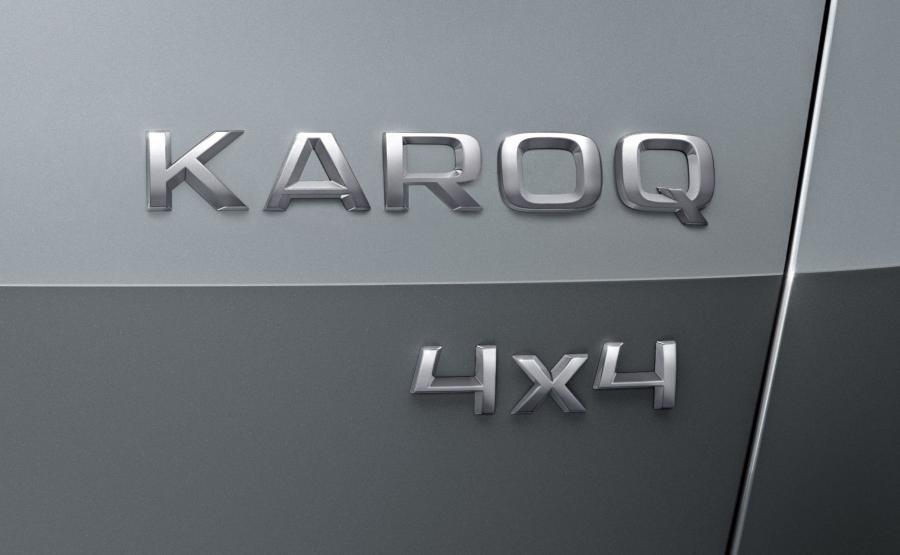 Nazwa nowego kompaktowego SUV-a Skody - KAROQ - powstała z połączenia dwóch słów
