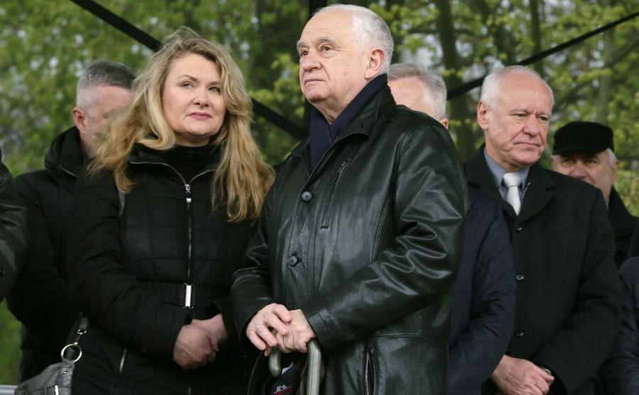 Janusz Zemke, Katarzyna Piekarska i Marek Dukaczewski
