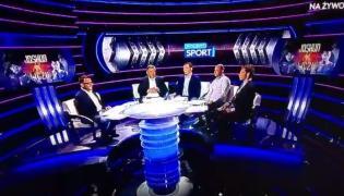 Mariusz Wach zaliczył wpadkę na antenie Polsat Sport