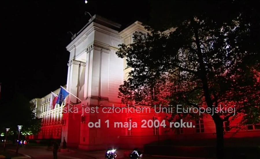13. rocznica członkostwa Polski w UE