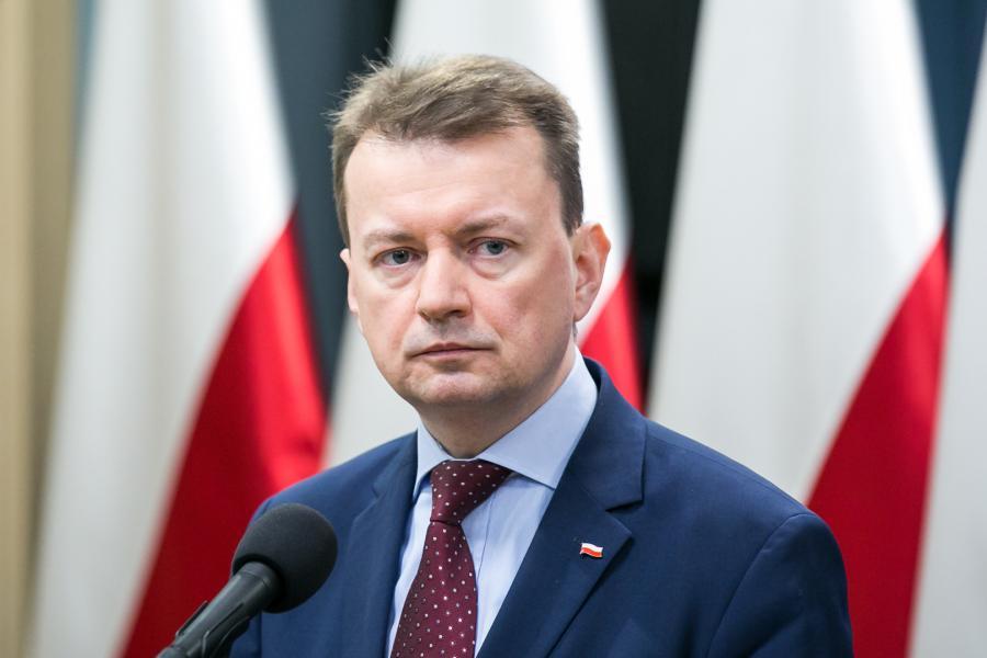 Ministre de l 39 interior polon s despr s de l 39 atemptat de for Ministre interior