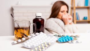Lekarstwa na przeziębienie i grypę
