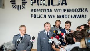 Nowy komendant wojewódzki policji, nadinspektor Tomasz Trawiński