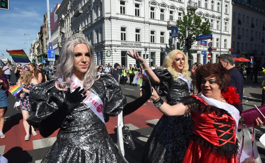 Warszawska parada równości