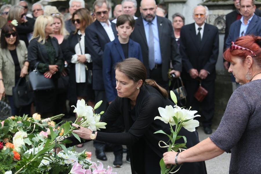 Monika Jaruzelska, córka zmarłej