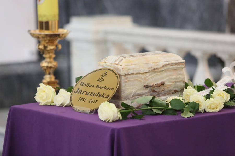 Pogrzeb Jaruzelskiej