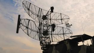 mobilny rosyjski radar wojskowy