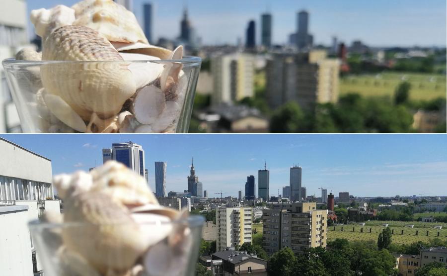 Zdjęcia zrobione przy użyciu aparatu w telefonie Huawei P10 Plus