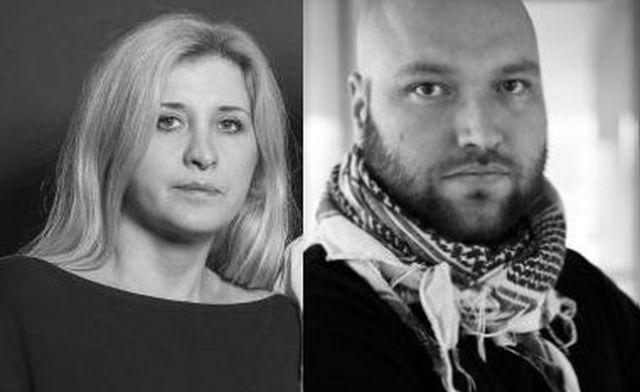 Magdalena Rigamonti i Zbigniew Parafianowicz