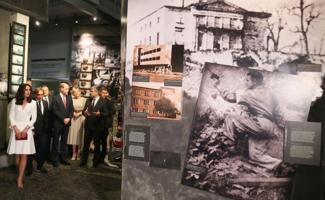 Wizyta w Muzeum Powstania Warszawskiego