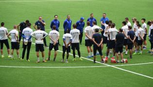 Piłkarze FK Astana