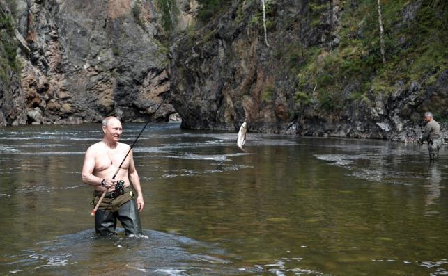 Urlop Władimira Putina