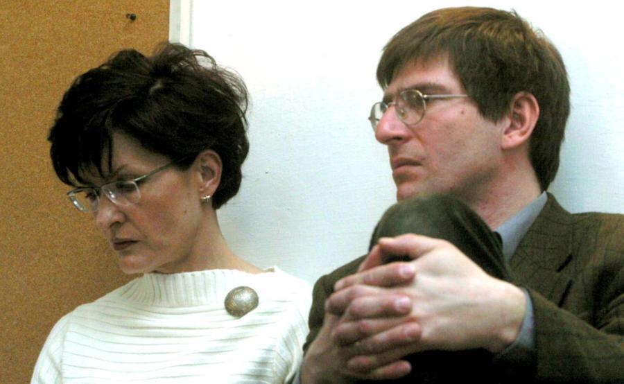 Marzyna Paczuska i Krzysztof Skowroński