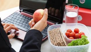 Dieta w biurze