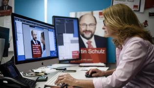 Sztab Martina Schulza