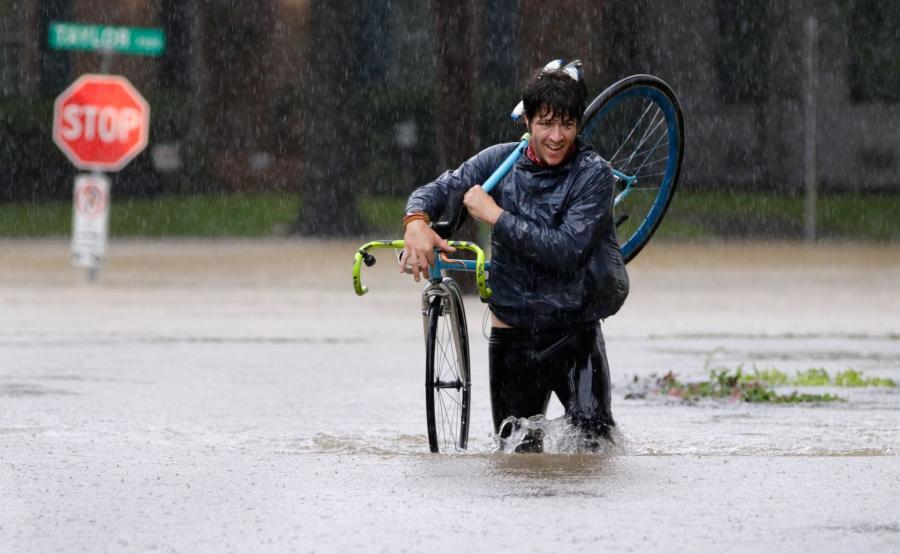 Powodzie w Teksasie