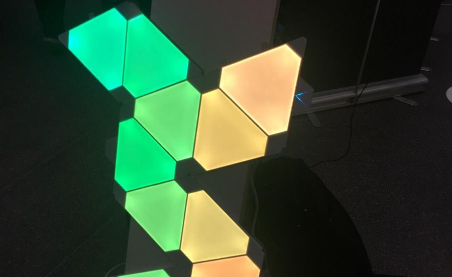 IFA - Aurora NanoLeaf