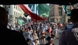 Manifestacja ONR