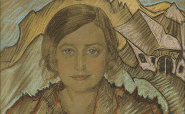 Portret Zofii Krzeptowskiej - Witkacy