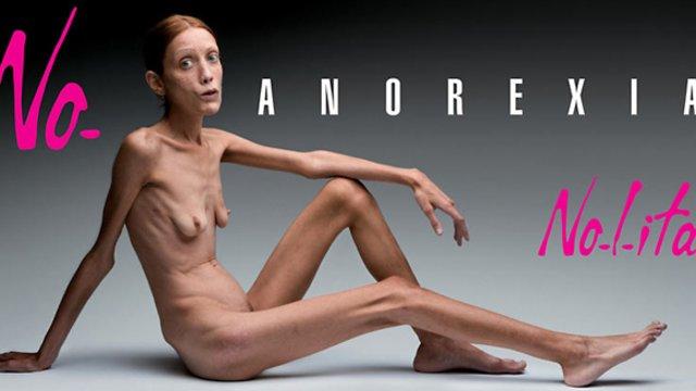 Słynna anorektyczka wystąpi w programie Ewy Drzyzgi