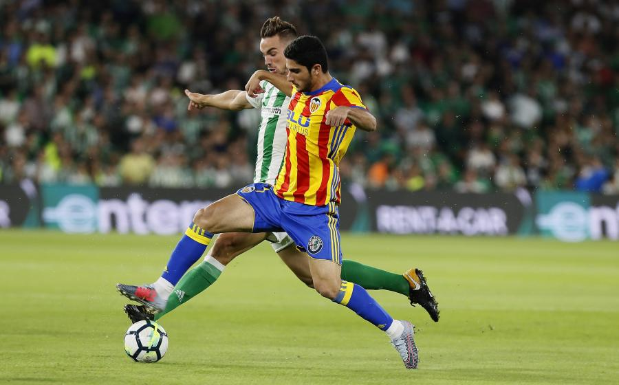 Gonzalo Guedes i Fabian Ruiz