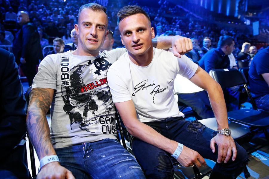 Kamil Grosicki i Slawomir Peszko