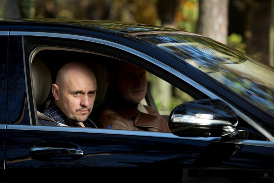 """Adam Woroniecki w filmie """"Pitull. Ostatni pies"""" fot. Krzysztof Wiktor (c)Ent One Investments"""
