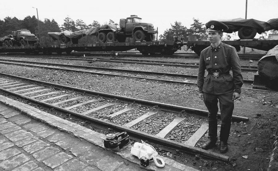 Armia Radziecka opuszcza Polskę
