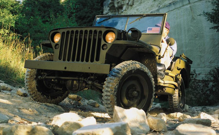 Jeep Willis MB