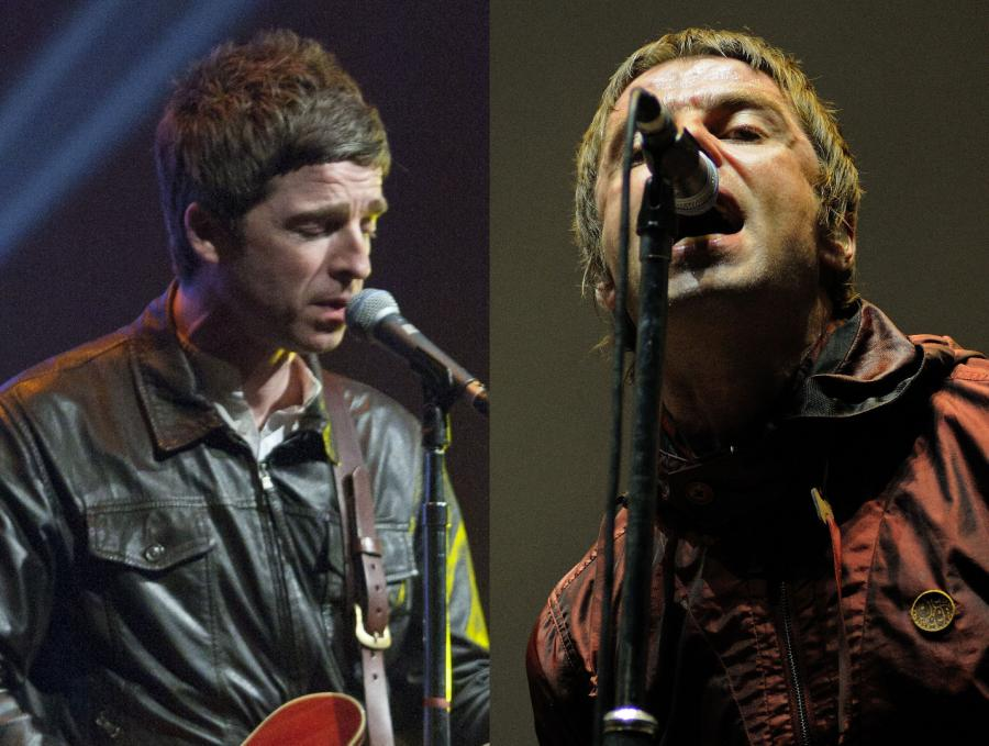 Noel Gallagher i Liam Gallagher