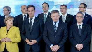 Premier wśród szefów państw UE
