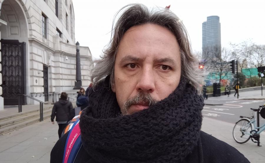 Zdjęcie selfie wykonane telefonem HTC U11 Life