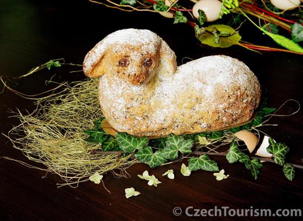 Wielkanocny stół według Czechów