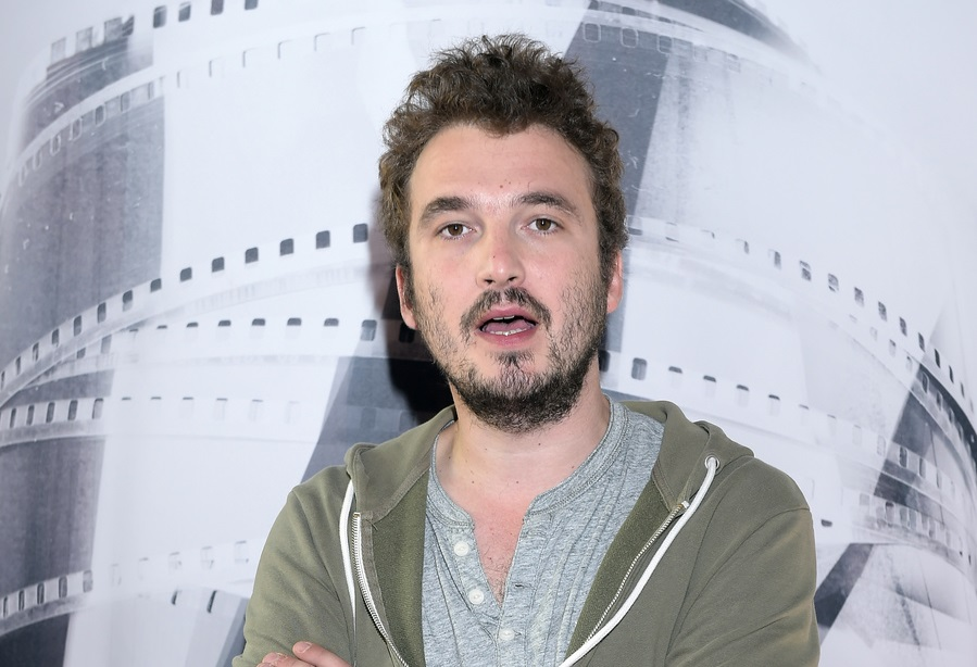 Paweł Maślona na festiwalu filmowym w Gdyni