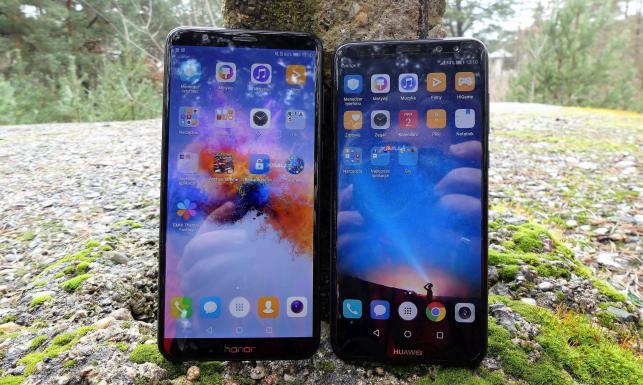 Honor 7X kontra Huawei Mate 10 Lite, czyli wojna klonów [TESTUJEMY]