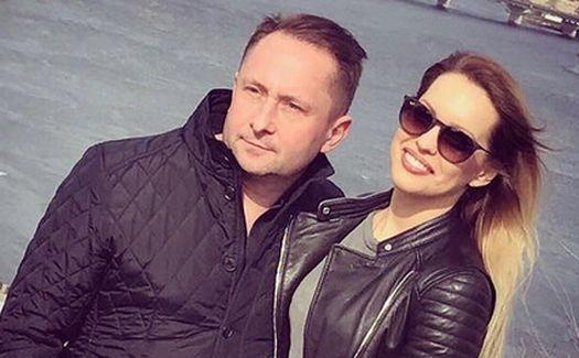 Kamil Durczok z ukochaną Julią Oleś