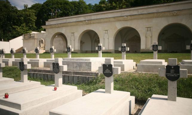 Rząd nie wyremontuje Cmentarza Orląt. Nie chce kolejnego konfliktu z Ukrainą