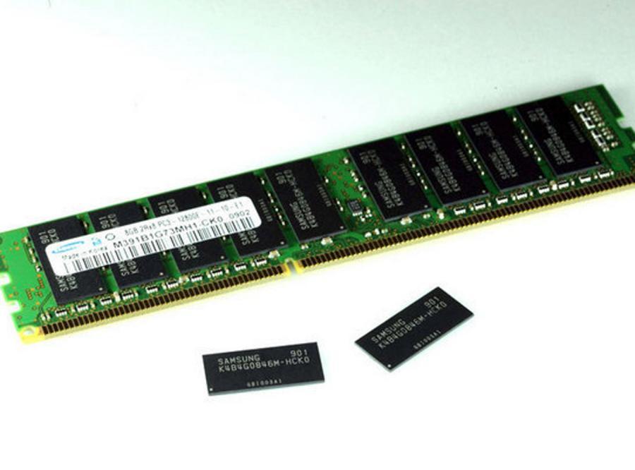 Samsung ma 32-gigabajtowe kości RAM