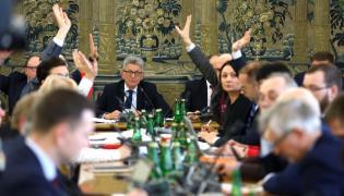 posiedzenie Komisji Sprawiedliwości