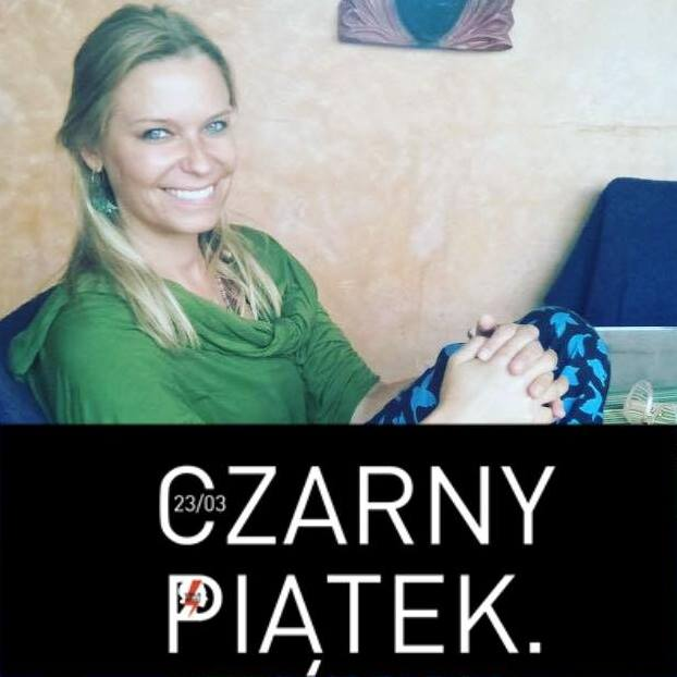 Czarny piątek - Paulina Młynarska