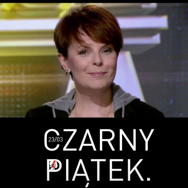Czarny piątek - Karolina Korwin Piotrowska