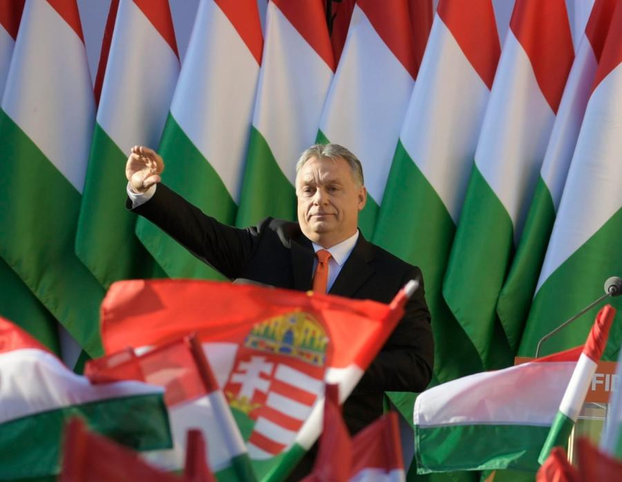 Viktor Orban wybory