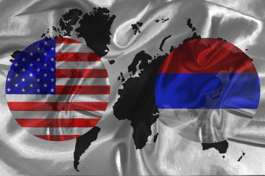 USA-ROSJA