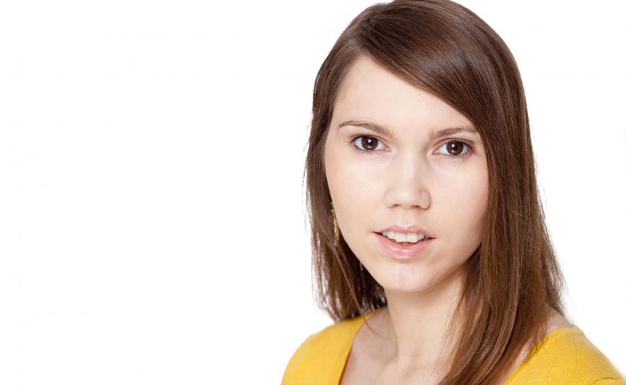 Doktor Anna Januszewicz z Uniwersytetu SWPS