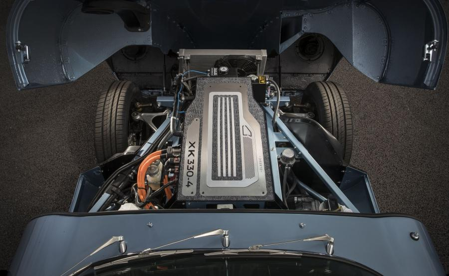 Jaguar E-Type Zero